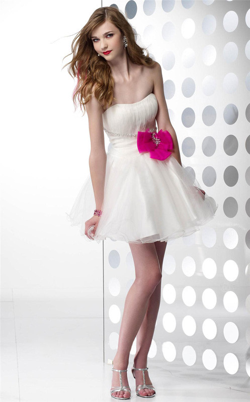 Robe bustier pour fille